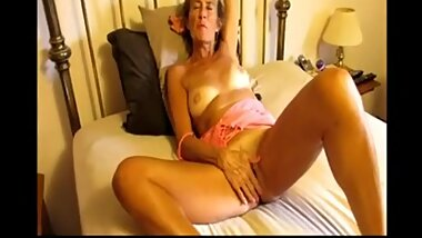 Sexy Granny and Hubby put on one hell of a show