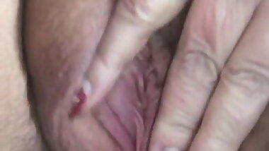 DDD Wet Granny Pussy Homemade