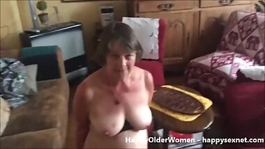 Old french bitch. Amateur older